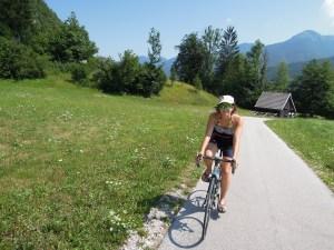 Voyage en Slovénie vélo à BOHINJ / www.pasquedescollants.com