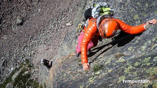 alpinisme praz torrent aiguilles rouges