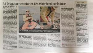 leo aventurier blogueur article la republique du centre pasquedes collants blog outdoor aventure