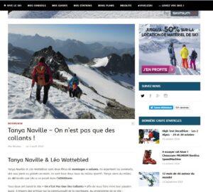 skimium interview on n'est pas que des collants www.pasquedescollants.com