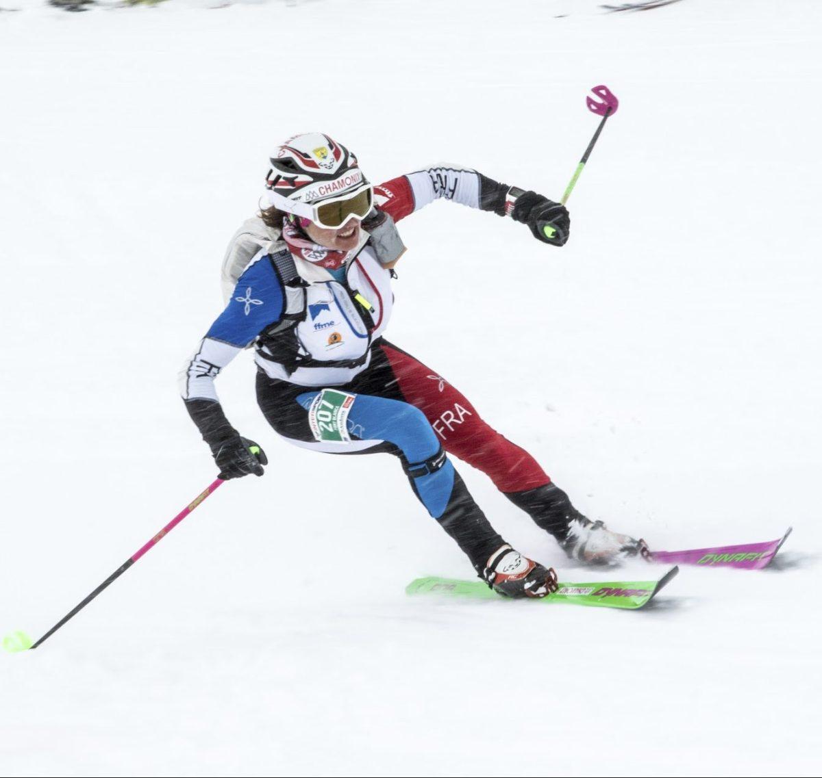 Interview Valentine Fabre - Entre montagne et coupe du monde de ski-alpinisme