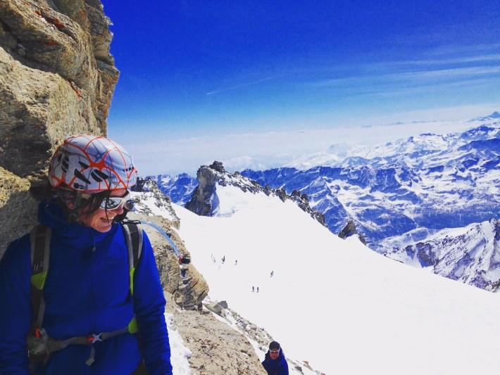 Grand paradis à ski à la journée