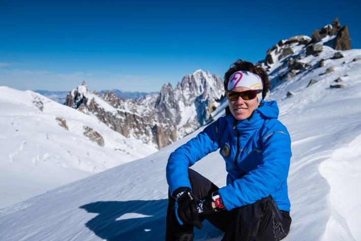 Interview de Laetitia Roux sur son entrainement