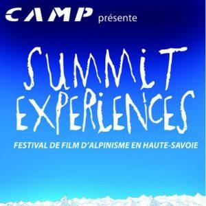Summit experiences festival de film d'alpinisme en haute-savoie