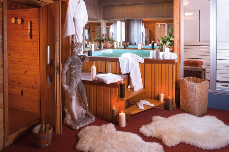 hotel le sherpa val thorens