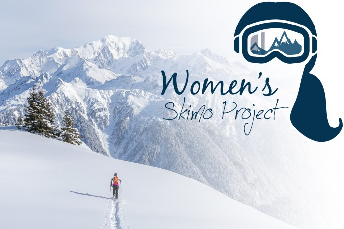 women's skimo project - web-série ski de rando au féminin