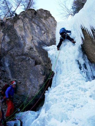 ice climbing ecrins 2017GAF74 GFHM
