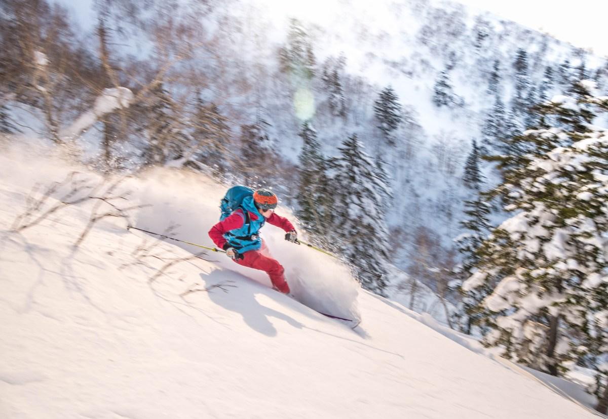 Où skier au Japon?