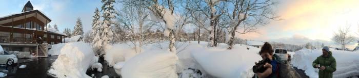 skitrip au japon en ski de randonnée Hokkaido
