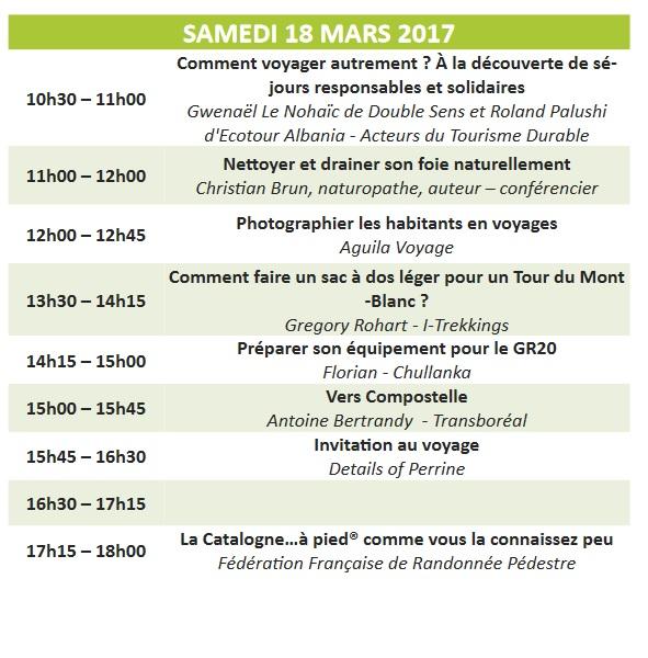 programme atelier salon destination nature paris