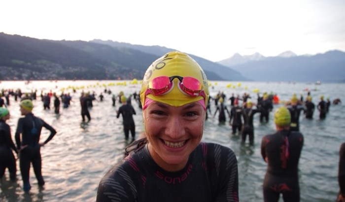 Verena Eisenbarth triathlon alp's man interview