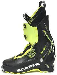 alien RS chaussures ski de rando 2017 Scarpa