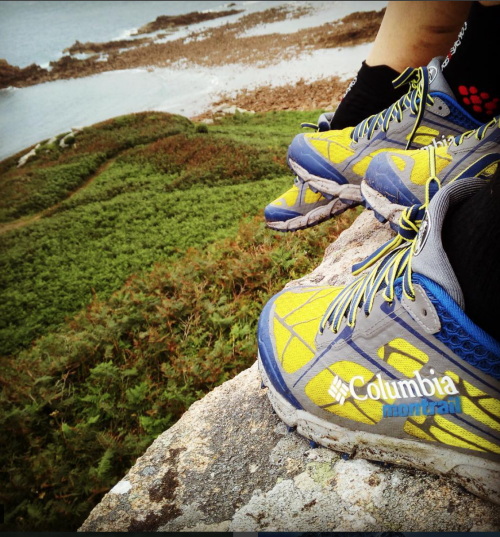 Test des chaussures de trail Columbia montrail Colorado II UTMB