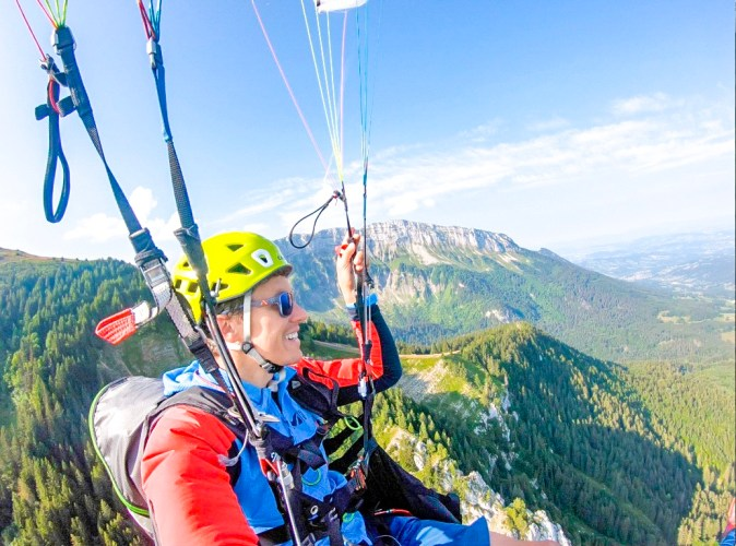 parapente outdoor montagne blog