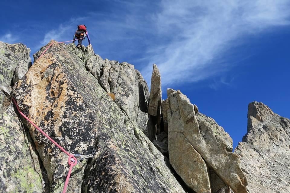 Sélections 2018 du GAF74 - Groupe d'alpinisme au féminin de Haute Savoie