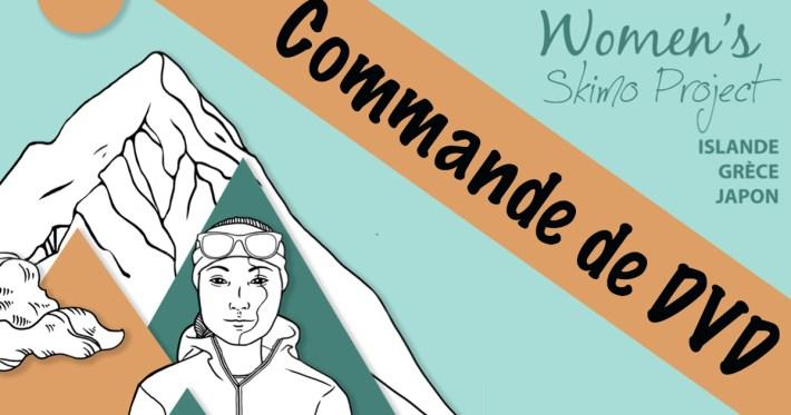 women s skimo project DVD commande