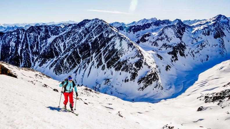 Ou skier en ski de randonnée en Autriche?