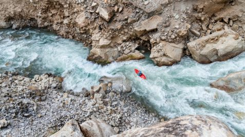 A Kayakers Solo Adventure In India Nouria Newman Ladakh film movie
