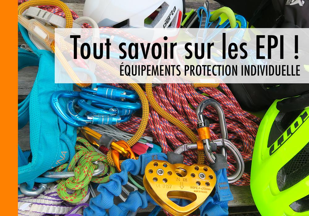 Equipements de Protection Individuel tous sports confondus