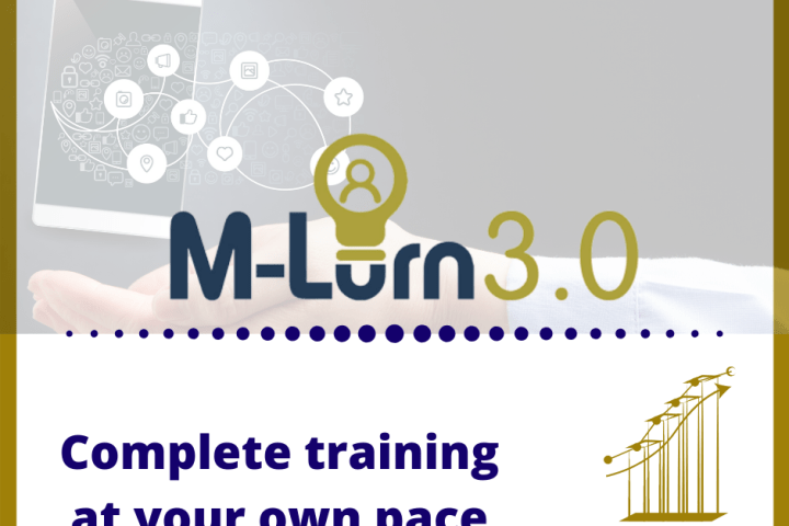 Complete training at your own pace