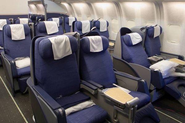 Envoy Class - Us Airways - Boeing 767