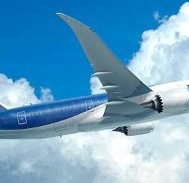 Boeing 787 da LAN chega dia 27