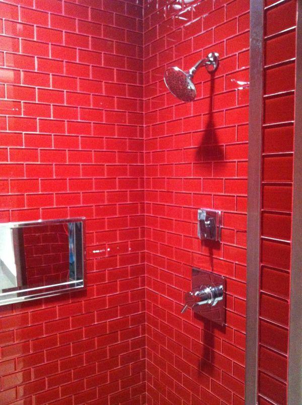 Shower Room Delta SkyClub
