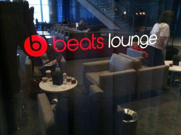 Beats Lounge - Delta SkyClub