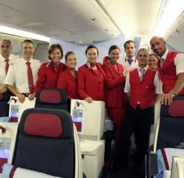 Austrian Airlines estreia nova classe Executiva no Boeing 777