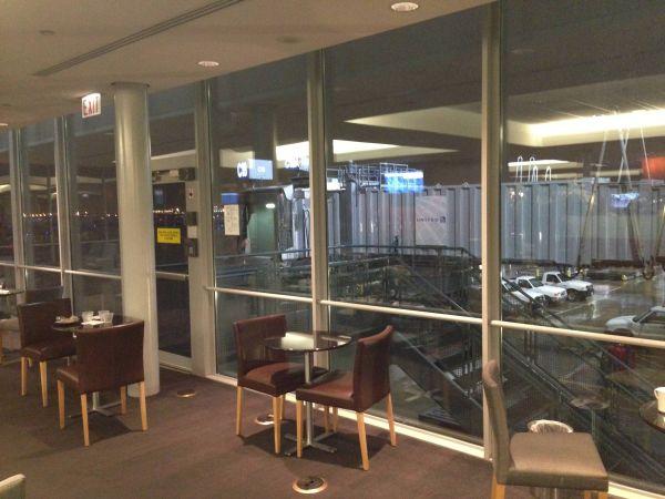 United Club Chicago Terminal C