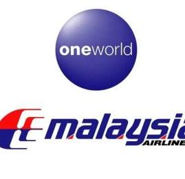 Malaysia Airlines finaliza entrada na oneworld dia 01/02