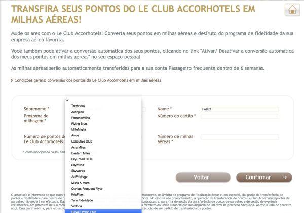 Iberia Le Club Parceria