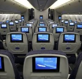 United oferece nova aeronave na rota São Paulo – Houston