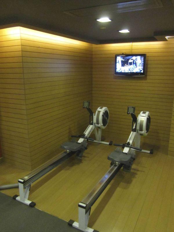 Hilton Wangfujing Spa Swimming Pool Gym