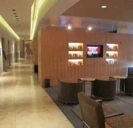 Sala VIP Admirals Club Terminal A – Aeroporto de Dallas