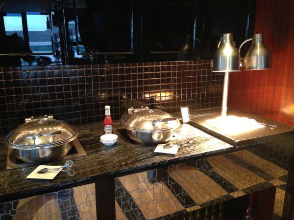 Hilton Wangfujing - Executive Lounge