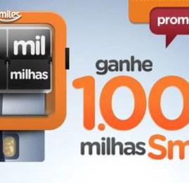 Smiles oferece bonus de 1.000 milhas para quem transferir pontos dos cartões de crédito