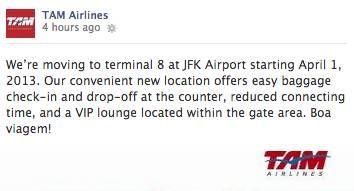 tam terminal 8 jfk