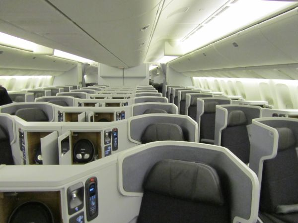 American Airlines Boeing 777-300ER Business Class Classe Executiva