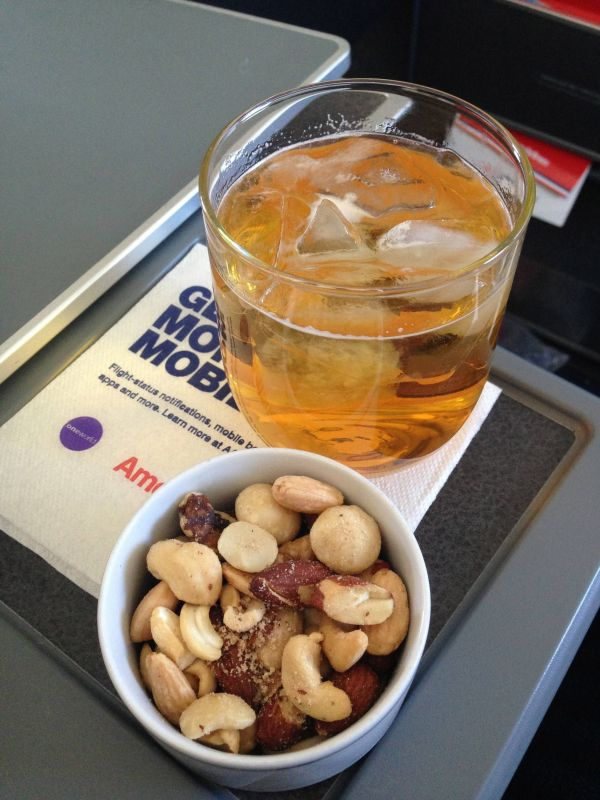 Primeira Class First Class S80 American Airlines