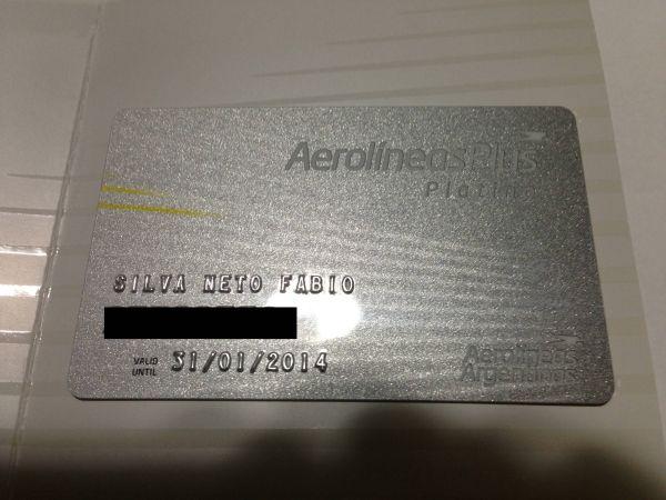 aerolineasplus platino