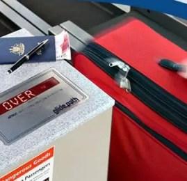 Conheça as regras das cias aéreas no Brasil que honram franquia de bagagem de vôos internacionais