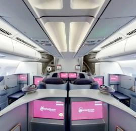 airberlin apresenta sua nova classe executiva