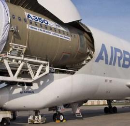 Visita a fábrica da Airbus