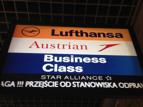 Krakow Business Lounge