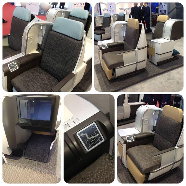 Aircraft Interior Expo 2013
