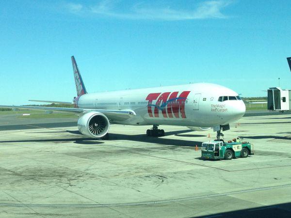 Nova Primeira Classe TAM Boeing 777