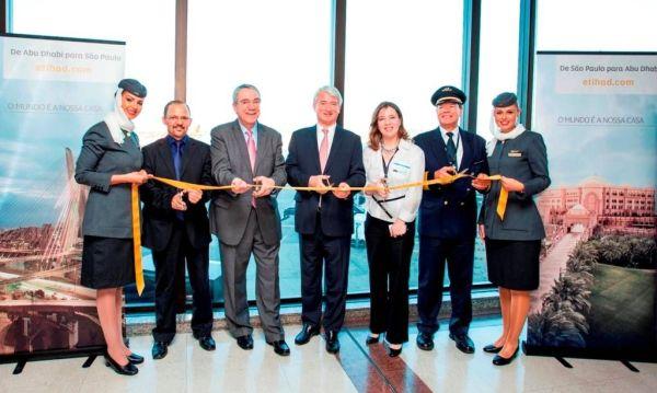 Etihad Airways GRU