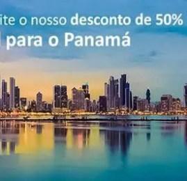 Copa Airlines oferece 50% de desconto nas passagens de classe executiva somente hoje
