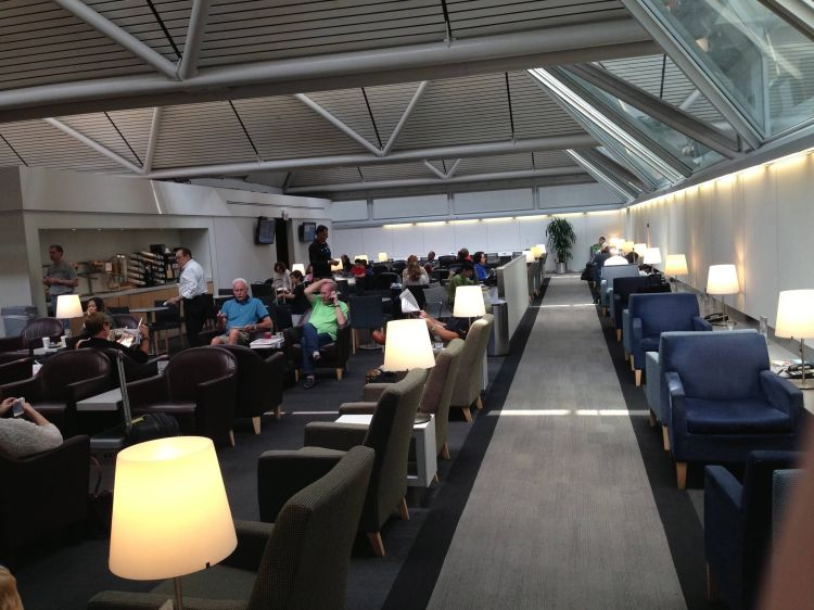 United Club Chicago Ohare